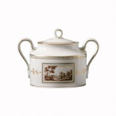 Richard Ginori Impero Fiesole Sugar Bowl 0.300 ltr